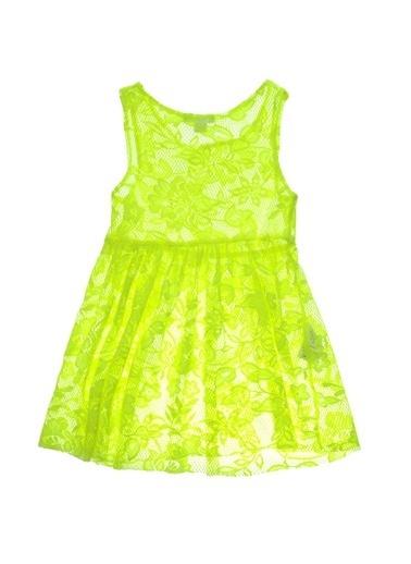 Panço Elbise Yeşil